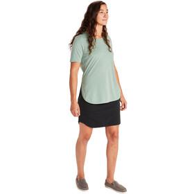 Marmot Ellie Camiseta Manga Corta Mujer, verde